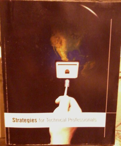 strategies-for-technical-professionals-custom-edition-for-itt-technical-institute-edition-first