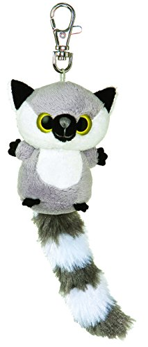 "Aurora World Plush - YooHoo Friends Clip On - LEMUR (""Lemmee"" - 3 inch)"