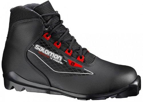 Salomon Escape 4 Langlaufschuh (Schuhgröße: 39 1/3 = UK 6.0, Farbe: schwarz)