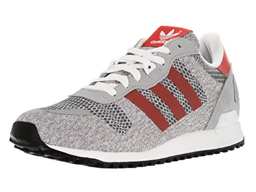 Adidas Originals Men's ZX 700 IM Shoe,White/Red/Black,9 M US