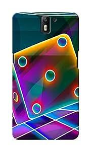CimaCase Digital Dice Designer 3D Printed Case Cover For OnePlus One