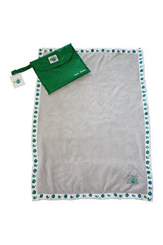 Free Like Birdie Blanket, Green
