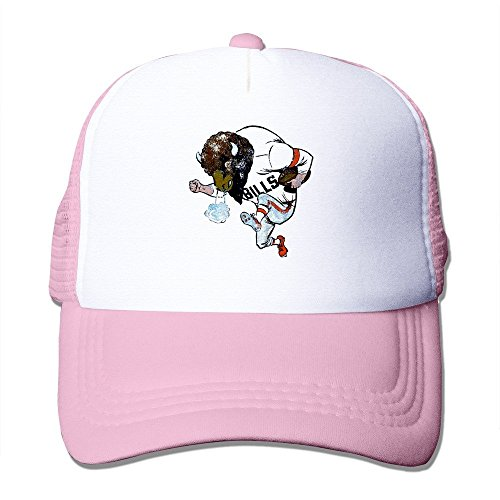 mensuk-taco-bell-fun-funny-graphic-casual-trucker-cap-mesh-hat-pink