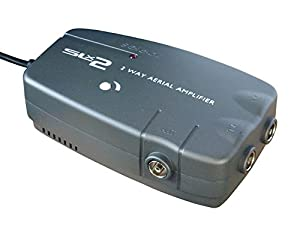 SLx TV/Digital Freeview Signal Aerial Amplifier Booster