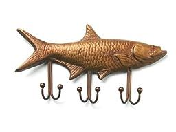 Tarpon Fish Key Holder, Fish Key Hook
