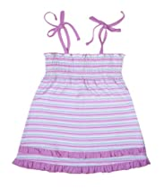 Funkoos Organic Baby Dress: Pretty in Pink (4T)