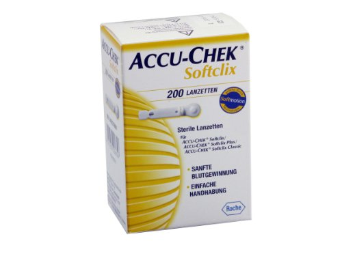 accu-chek-softclix-lancet-200-st