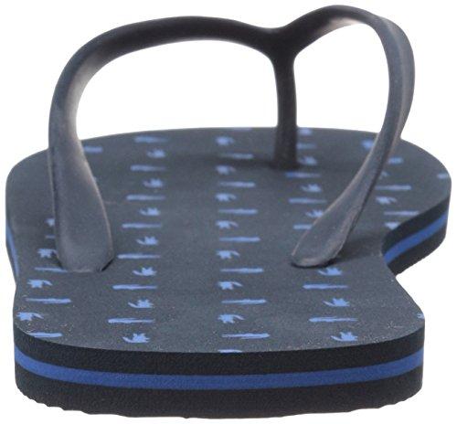 Lacoste Women's Ancelle Slide 116 1 Flip Flop, Navy/Blue, 7 M US