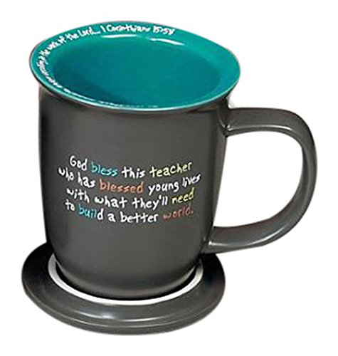Prayer for a Teacher Mug and Coaster Set
