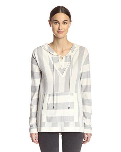 Cullen Women's Striped Hoodie