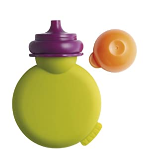 Beaba Babypote - Reusable Kids Squeeze Pouch