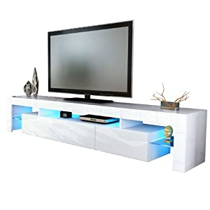 Cheap  TV Stand Unit Lima V2 in  /  High Gloss