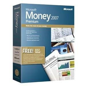 Money Premium 2007 WIN32 Eng Na Mini Box Us Only CD
