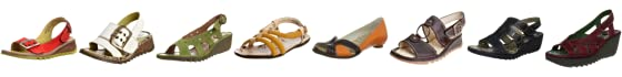 Fly London Kids Tuk Flip And Thong Sandal