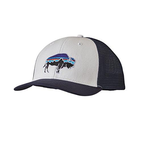 patagonia-fitz-roy-bison-trucker-hat-white-w-navy-blue