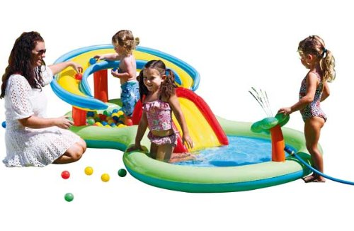 Chad Valley Activity Pool Play Centre