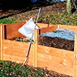 FSC 'Classic' Twin Wooden Compost Bin