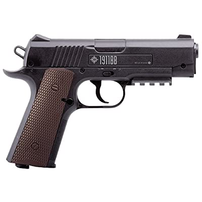 Crosman 1911 Semi-Auto .177 BB CO2 Air Pistol
