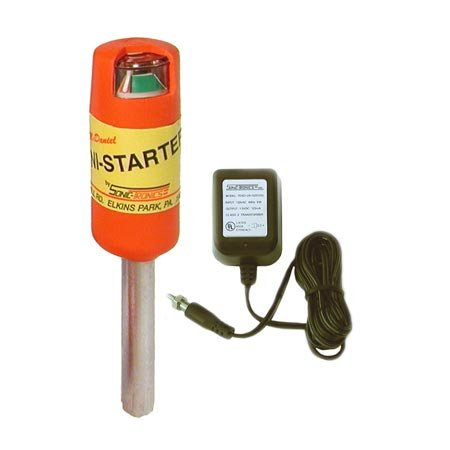 Meter Ni-Starter with 110V Charger, 2.5