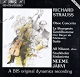 Strauss: Oboe Concerto/Bourgeois Gentilhomme