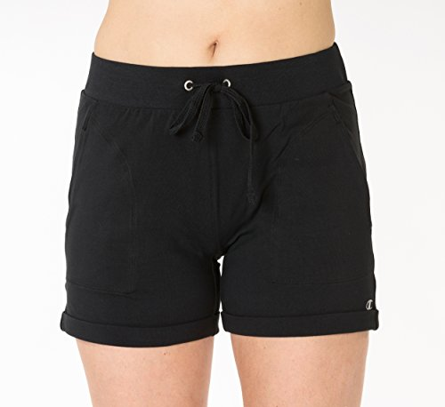 Champion W Heritage Short, Nero, L