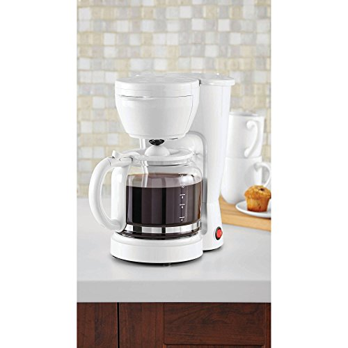 Mainstays 5-Cup Best Coffee Brew Maker with Thermal Carafe (Kroger Coffee Maker compare prices)