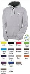 CHAMPION Eco Fleece Pullover Mens Hoodie  S2467  Acid 2XL