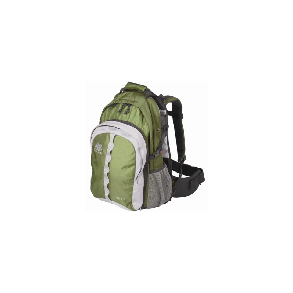 baff3f27a9a Kelty TC 1.0 Child Carrier  Pack Green on PopScreen