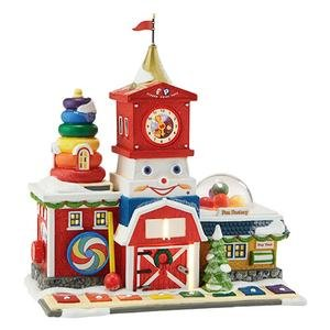 Fisher-Price® Fun Factory | Department 56 Lighted Building (4036546)