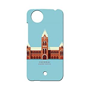 G-STAR Designer Printed Back case cover for Micromax A1 (AQ4502) - G4414