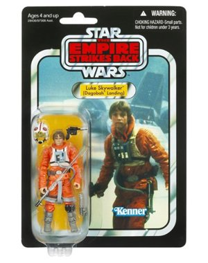 41RXCXCRwJL Buy  Star Wars 2011 Vintage Collection Action Figure #44 Luke Skywalker Episode V
