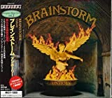 Unholy (+1 Bonus Track) by Brainstorm [Music CD]