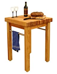 Catskill Craftsmen French Country Square Butcher's Block by Catskill+Craftsmen