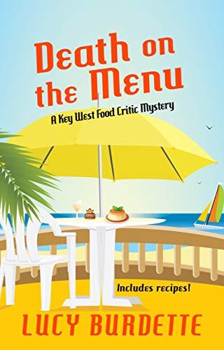 Death on the Menu (A Key West Food Critic Mystery) [Burdette, Lucy] (Tapa Blanda)