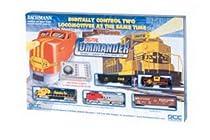Bachmann Trains Digital Commander Ready - To - Run DCc - Equipped Ho Train Set