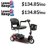 Go Go Elite Traveller Long Range LR 3 Wheel Scooter