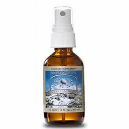 Colloidal Silver Hydrosol Spray - 2oz. /10ppm