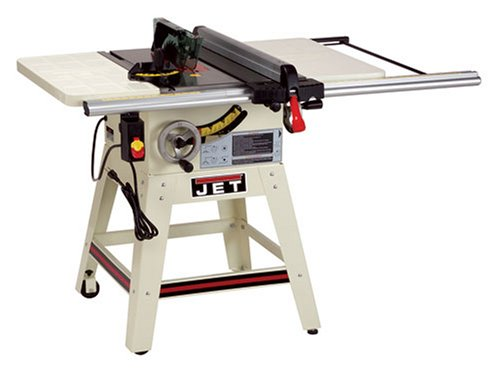 JET 708100 JWTS-10 10-Inch WorkShop Table Saw