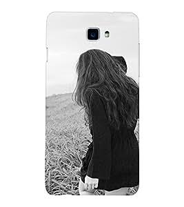 EPICCASE Long Hair Girl Mobile Back Case Cover For Coolpad Dazen 1 (Designer Case)