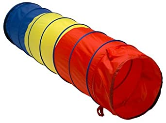 Pacific Play Tents Find Me Multi Color 6′ Tunnel $14.98