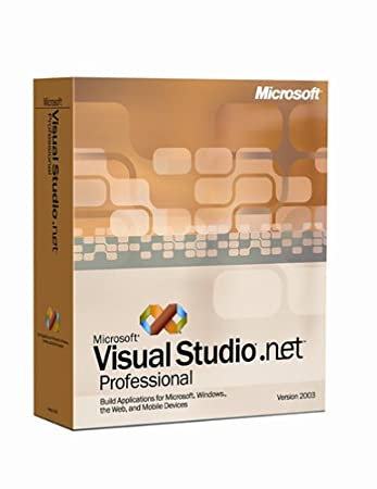 Microsoft Visual Studio .NET Professional 2003