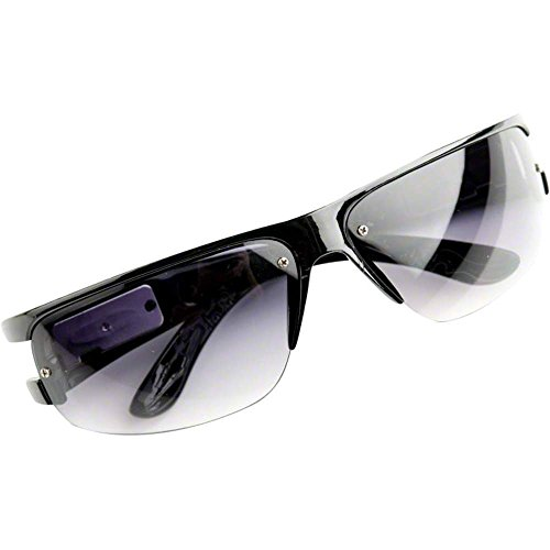 Light-Up Black Sunglasses - 1