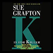 K Is for Killer: Kinsey Millhone Series, Book 11 | Sue Grafton