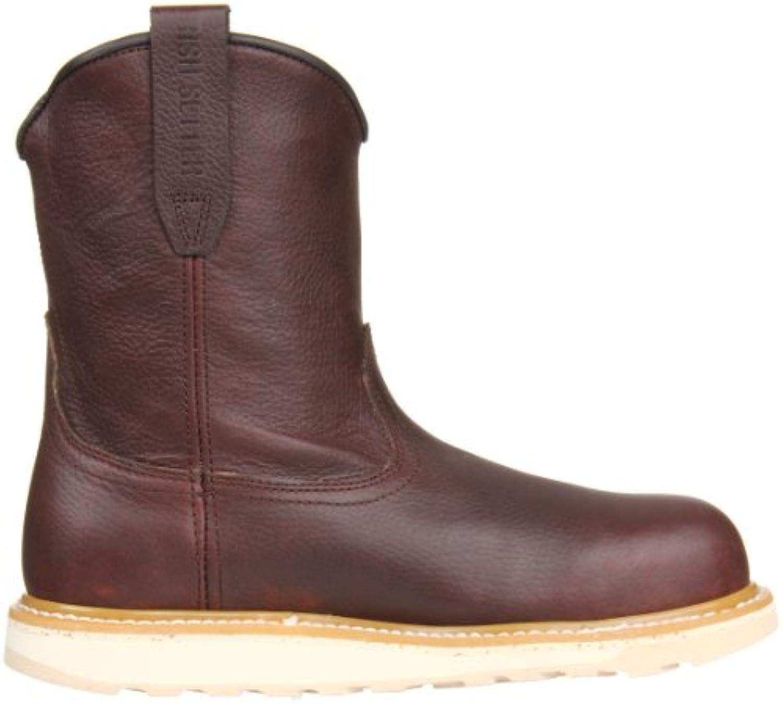 be7f0f0fca0 Irish Setter Men's 83908 Wellington Aluminum Toe Work Boot, Brown, 12 D US  | $199.95 - Buy today!