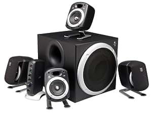 Logitech Z560 4.1 Computer Speakers (5-Speaker, Black)