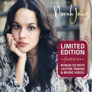 NORAH JONES - COME AWAY WITH ME - 33T