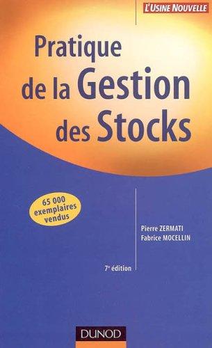 Pratique de la gestion des stocks