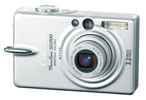 Canon PowerShot SD200
