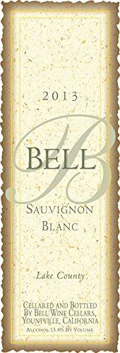 2013 Bell Wine Cellars Lake County Sauvignon Blanc 750 Ml