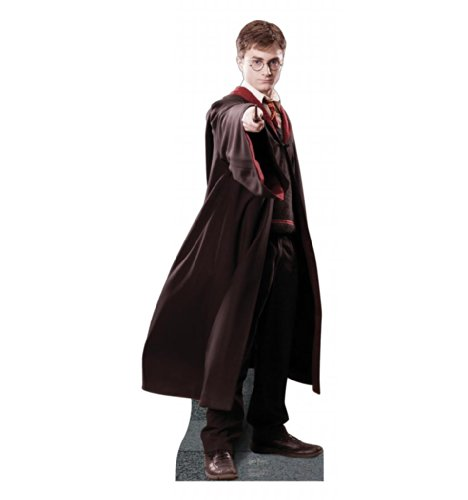 Harry Potter - Harry Potter and the Order of the Phoenix - Advanced Graphics Life Size Cardboard Standup